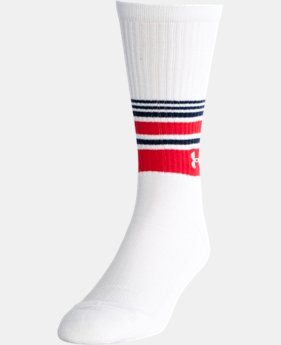 Men's UA Golf Crew Socks  2 Colors $11.99