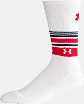Men's UA Golf Crew Socks