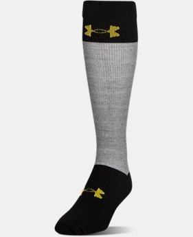 Men's UA Hockey Armour® Over-The Calf Socks  1 Color $59.99