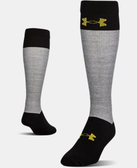 Men's UA Hockey Armour® Over-The Calf Socks  1 Color $49.99