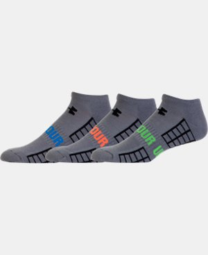 Men's UA Beyond VI No Show Socks LIMITED TIME: FREE U.S. SHIPPING 1 Color $14.99