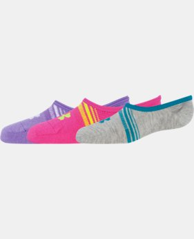 Girls' UA Lo Lo Socks