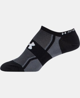 Women's UA SpeedForm® Lo Cut Socks- 3 for $30  1 Color $12.99