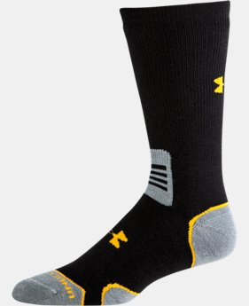 UA Hitch Heavy II Boot Socks LIMITED TIME: FREE SHIPPING  $9.55