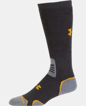 UA Hitch Heavy II Boot Socks LIMITED TIME: FREE U.S. SHIPPING 1 Color $12.74 to $12.99