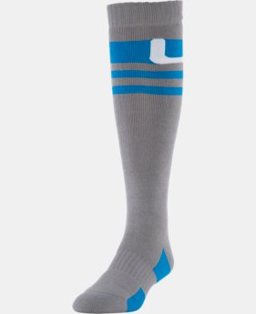 Men's UA Mountain Big Air Over-The-Calf Socks