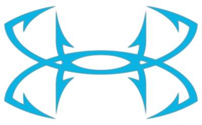 ua big fish hook logo decal 12 inch under armour us rh underarmour com under armour logo vector art under armour antler logo vector