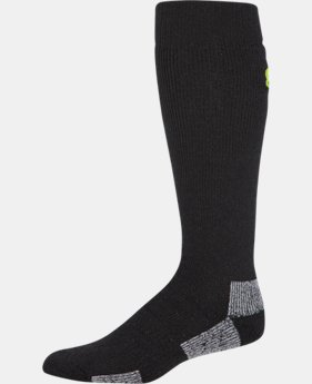 UA Scent Control II Over-The-Calf Socks