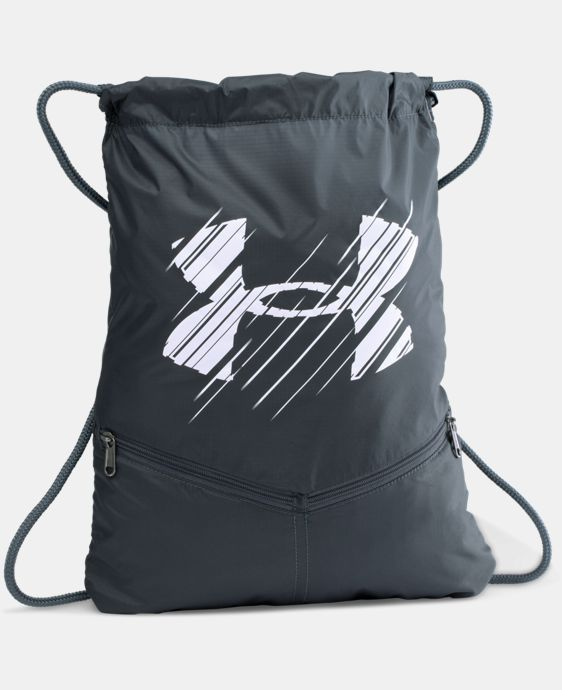 UA Recruit Sackpack LIMITED TIME: FREE U.S. SHIPPING 1 Color $19.99