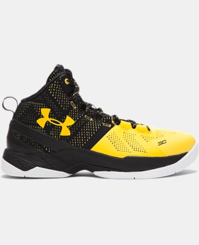 Boys' Grade School UA Curry Two Basketball Shoes