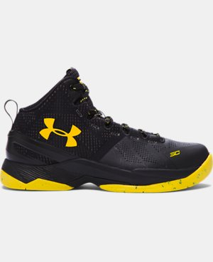 Boys' Grade School UA Curry Two Basketball Shoes LIMITED TIME: FREE SHIPPING 2 Colors $119.99