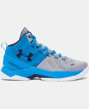 Best Seller Grade School UA Curry Two Basketball Shoes   $99.99