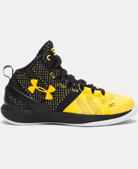 Boys' Pre-School UA Curry Two Basketball Shoes