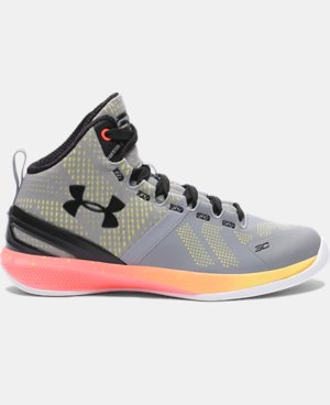 Boys' Pre-School UA Curry Two Basketball Shoes   $74.99