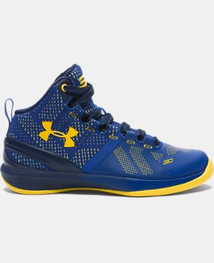 Boys' Pre-School UA Curry Two Basketball Shoes LIMITED TIME: FREE SHIPPING 1 Color $67.99 to $89.99