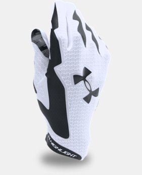Best Seller Men's UA Highlight Football Gloves  3 Colors $54.99