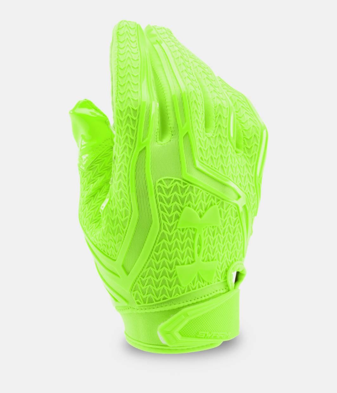 Men S Ua Swarm Ii Football Gloves Under Armour Us