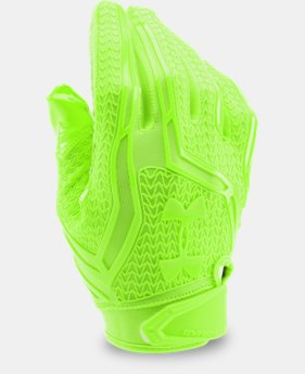 New Arrival Men's UA Swarm II Football Gloves  3 Colors $44.99