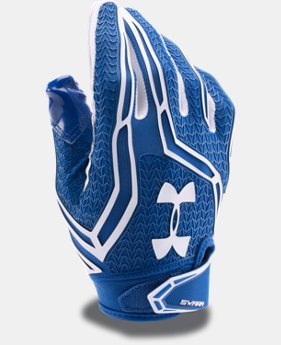 New Arrival Men's UA Swarm II Football Gloves  2 Colors $44.99