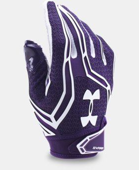 New Arrival Men's UA Swarm II Football Gloves  1 Color $44.99