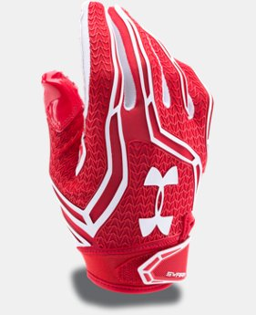 New Arrival  Men's UA Swarm II Football Gloves  1 Color $59.99