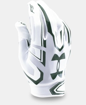 New Arrival Men's UA F5 Football Gloves  8 Colors $34.99