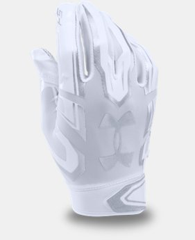 New Arrival Men's UA F5 Football Gloves  7 Colors $34.99