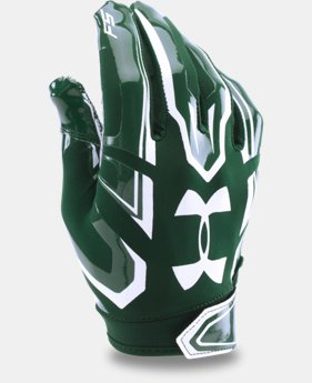 Men's UA F5 Football Gloves  1 Color $20.99 to $26.99