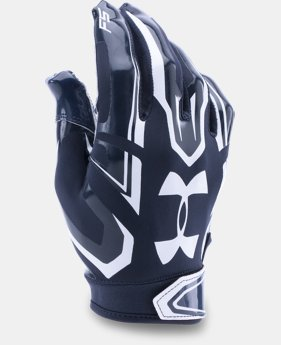 Men's UA F5 Football Gloves  1  Color Available $17.5 to $26.99