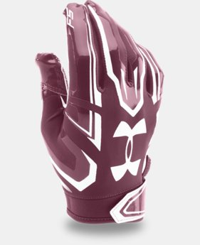 New Arrival Men's UA F5 Football Gloves LIMITED TIME: FREE U.S. SHIPPING 1 Color $26.99 to $34.99