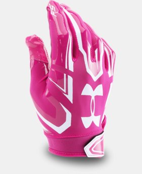 New Arrival Men's UA F5 Football Gloves  2 Colors $34.99