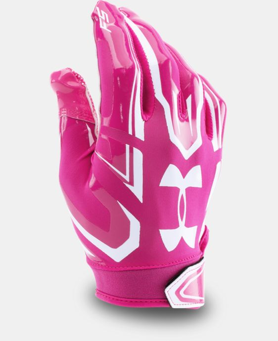 New Arrival Men's UA F5 Football Gloves   $34.99