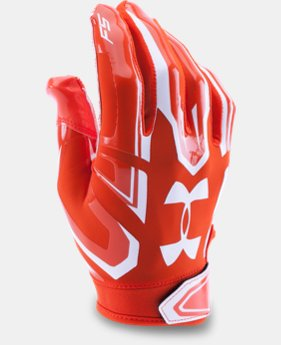 Men's UA F5 Football Gloves  2  Colors $20.99 to $26.99