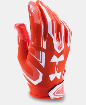 New Arrival Men's UA F5 Football Gloves LIMITED TIME: FREE U.S. SHIPPING 2 Colors $26.99 to $34.99