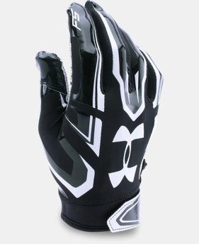 New Arrival  Boys' UA F5 Football Gloves  1 Color $29.99