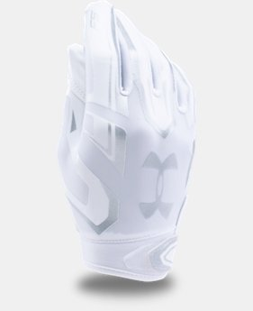 Boys' UA F5 Football Gloves  2 Colors $29.99