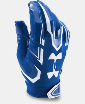 Boys' UA F5 Football Gloves  1  Color $18.74