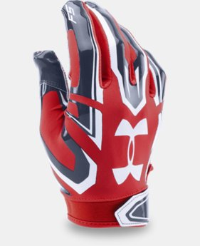 New Arrival Men's UA F5 Pro Football Gloves  3 Colors $34.99