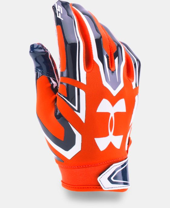 Men's UA F5 Pro Football Gloves LIMITED TIME: FREE U.S. SHIPPING 1 Color $26.99