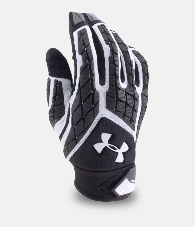 Under armour leather work gloves - Men S Ua Combat V Football Gloves 1 Color 54 99