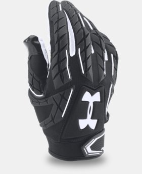 Men's UA Fierce VI Football Gloves  1  Color Available $59.99
