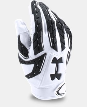 Men's UA Fierce VI Football Gloves  1 Color $59.99