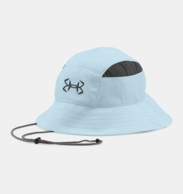 Men 39 s ua coolswitch armourvent bucket hat under armour us for Under armour fish hook bucket hat