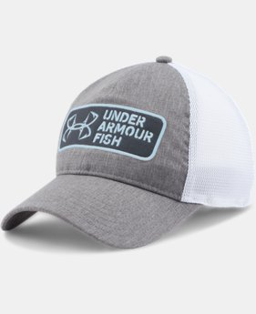 Men's UA CoolSwitch ArmourVent™ Patch Cap   $29.99