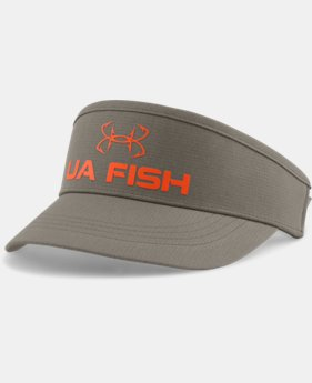 New Arrival Men's UA CoolSwitch AirVent Visor  2 Colors $29.99