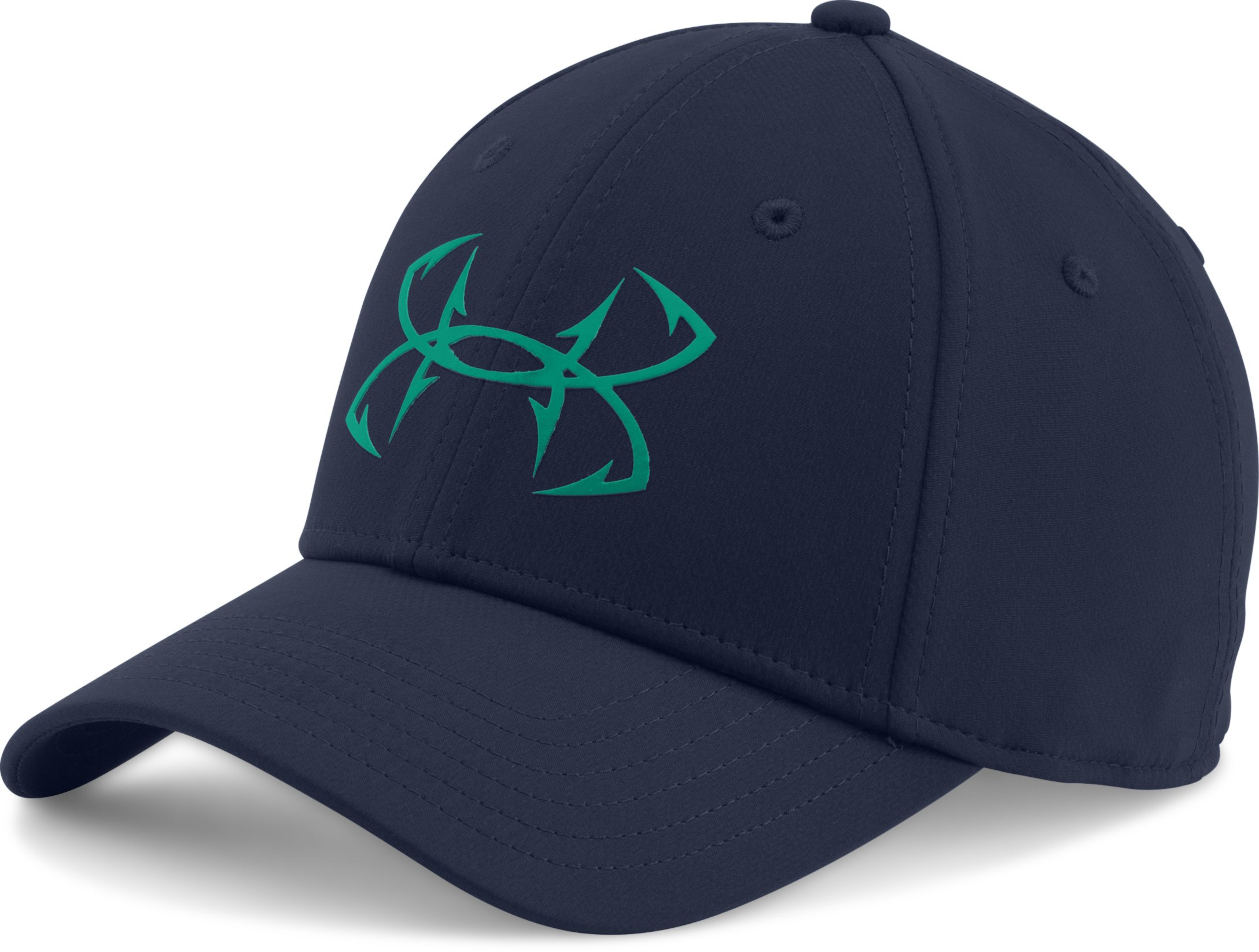 Men's UA Fish Hook Cap, Midnight Navy,
