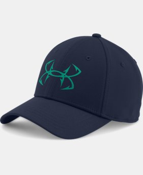 Men's UA Fish Hook Cap  1 Color $18.99
