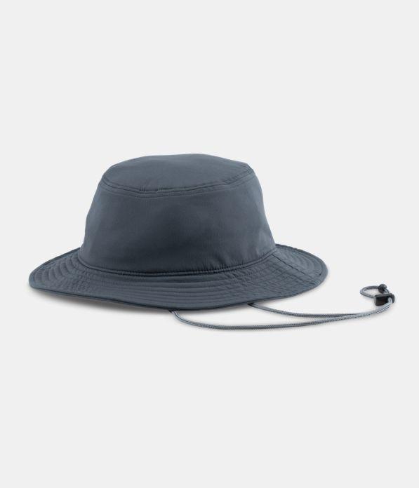 Men 39 s ua fish hook bucket hat under armour us for Under armour fish hook bucket hat
