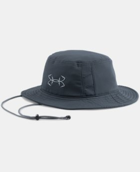 Men's UA Fish Hook Bucket Hat  3 Colors $29.99