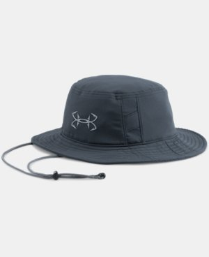Men's UA Fish Hook Bucket Hat LIMITED TIME: FREE U.S. SHIPPING 1 Color $22.99